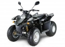 ATV 100RS STANDARD MOTOR CORPORATION
