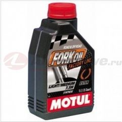 MOTUL Вилочное масло Fork Oil light / medium Factory Line / Fork Oil FL L/M 7.5W  105926